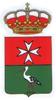 Escudo del Ayuntamiento de Población de Campos